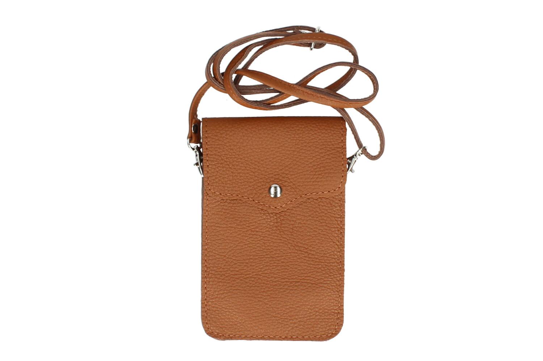 KeyDi Handytasche Tasche Umhängetasche echtes Leder Blau